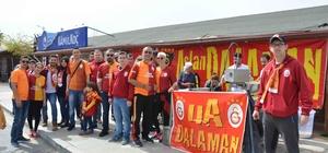 Galatasaray taraftarlarından şehitler için lokma