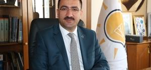 """AK Parti Niğde İl Başkanı Peşin; """"Yaşlılarımızın sorunlarını önemsiyoruz"""""""