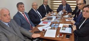 Başkan Albayrak Marmaraereğlisi'nde incelemelerde bulundu
