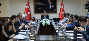 Uyuşturucuyla Mücadele Komisyonu Başkanvekili Tezcan: Türkiye en riskli ülkelerden