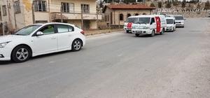 Niğde'de Zeytin Dalı Harekatı'na destek konvoyu