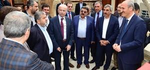 Türk Parlamenterler Birliği Dulkadiroğlu'da