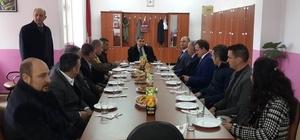 Ergene'deki okulların güvenliği masaya yatırıldı