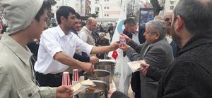 Beşir Derneği tüm Türkiye'de Çanakkale şehitlerinin sofrasına misafir oldu
