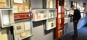 Edebiyat Müzesi kapılarını açtı