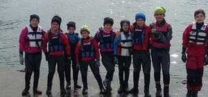 İzmitli yelkenciler, Çanakkale Zaferi Kupası'ndan 10 madalya ile döndü
