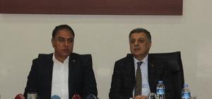 Türk Parlamenterler Birliği'nden Kilis'e ve harekata destek