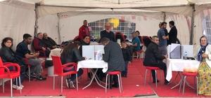 Kızılay Çorlu şubesinden kan bağışı kampanyası