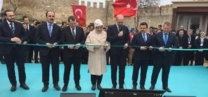 Selçuklu Belediyesi'nin restore ettiği müzeyi Cumhurbaşkanı Erdoğan açtı