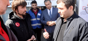 AFAD Başkanı Güllüoğlu Kilis'te: