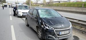 Eskişehir'de otomobilin çarptığı yaya öldü