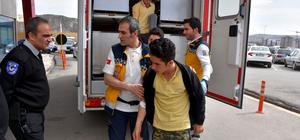 Sivas'ta 5 öğrenci, gıda zehirlenmesi şüphesiyle hastaneye kaldırıldı
