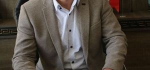 İş adamı Vedat Öztürk, Gediz Sanayi ve Ticaret Odası Başkanlığı'na aday olduğunu açıkladı