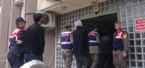 FETÖ için askeri okul sınav sorularını çaldığı öne sürülen 5 kişi adliyede
