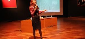 TREDAŞ, kadın istihdamı konusundaki deneyimlerini öğrencilerle paylaştı