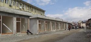Prestij Caddesi projesine ait çalışmalar büyük bir hızla devam ediyor