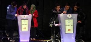 Gençlik Merkezleri arası Kültür ve Sanat Yarışmaları Bölge finalleri başladı