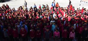 Hataylı öğrencilerden Mehmetçik'e klip