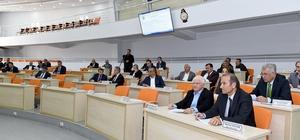 Büyükşehir Meclisi Mart ayı toplantılarına devam ediyor