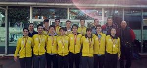 Tekirdağ'ın genç basketbolcuları Türkiye finallerine yenilgisiz gidiyor