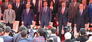 Adana Ticaret Borsası Kompleksi Açılış Töreni