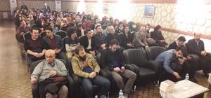 Düşünce Atölyesi'nin üçüncü semineri yapıldı