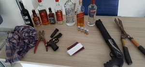 Muğla'da hırsızlık şüphelisi 4 Gürcü gözaltına alındı