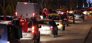 """Kastamonu'da Afrin için """"Fetih konvoyu"""" düzenlendi"""