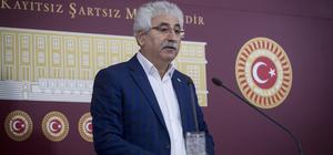 CHP´li Tüm, AK Partili Tayyar´ın 'FETÖ borsası' iddialarını TBMM'ye taşıdı