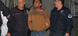 Kendisine ceza yazan polislere ateş açtı
