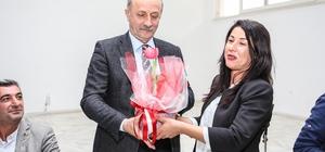 Belediye personelinden Başkan Atabay'a tam destek