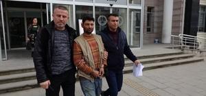 19 ayrı hırsızlık olayının zanlısı yakalandı
