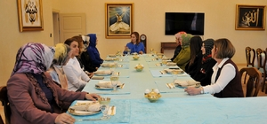 Sevcan Zorluoğlu, KADEM üyelerini ağırladı