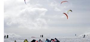 Erciyes, Snowkite Dünya Kupası'na ev sahipliği yapacak