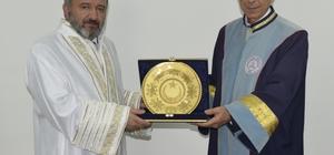 BEÜ'de rektörlük devir teslim töreni gerçekleştirildi