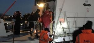 Mersin'de 192 kaçak göçmen yakalandı