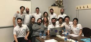 """BEÜ """"Grizu-263"""" uzay takımı Türkiye'yi gururlandırıyor"""