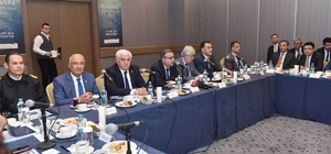 TBMM Madde Bağımlılığı Araştırma Komisyonu İstişare Toplantısı Mersin'de yapıldı