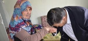 Başkan Mustafa Koca: Yaşlılarımızın dualarını alabilmek en büyük kazanımdır