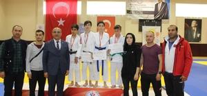 ANALİG Yarı Final Judo Müsabakaları sona erdi