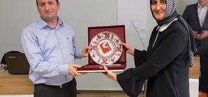 """İslami İlimler Fakültesi'nden """"Aile İçi Şiddet"""" konulu konferans"""