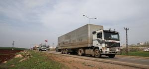 BM'den Suriyelilere insani yardım
