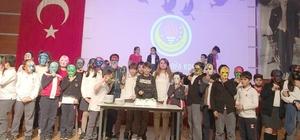 Öğrenciler Dünya Pi Günü'nü çeşitli etkinliklerle kutladı