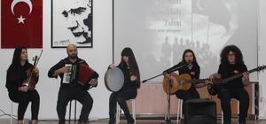 TES-İŞ Anadolu Lisesinde '18 Mart' anıldı