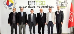 Batman Üniversitesi ve BATSO arasında protokol imzalandı