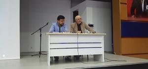 """""""Seyyid Hüseyin Hıfzı Efendi'nin Hayatı"""" konulu konferans düzenlendi"""
