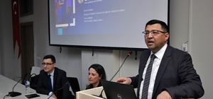 NEÜ'de Coğrafi Bilgi Sistemi Uygulamaları anlatıldı