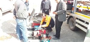 AFAD'tan itfaiye ekiplerine eğitim