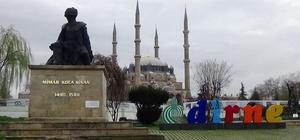 Selimiye Camii'nin bir bilinmeyini daha ortaya çıktı