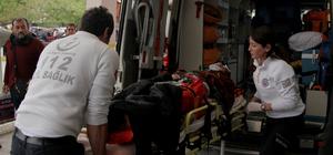 Muğla'da yamaç paraşütü kazası